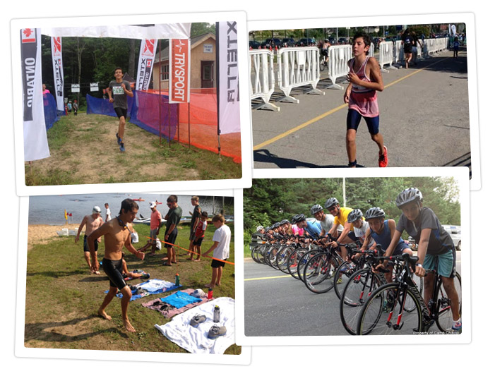 Triathlon Summer Camp for Boys